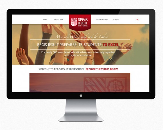 Regis Jesuit High School: Digital