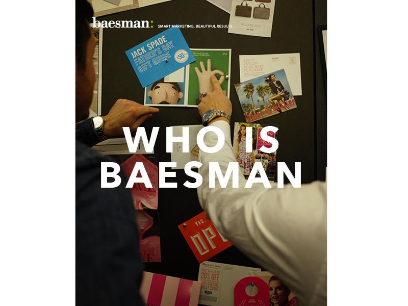 Baesman Who Is
