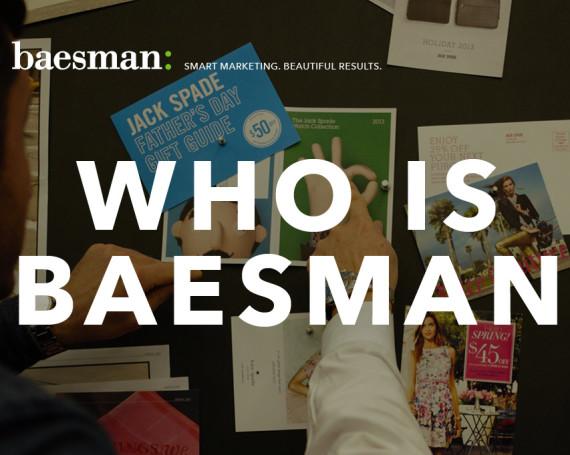 Baesman: Brand Identity